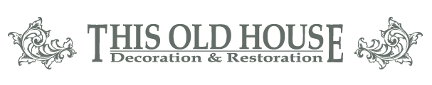 This Old House - Painting, decorating and restoration in Rutland, Leicestershire, Lincolnshire and Northamptonshire.